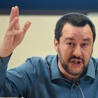 """Saviano: """"Le mie parole a processo mentre il ministro scappa"""""""