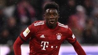 Il giovane profugo Alphonso Davies, dalla guerra in Liberia al primo gol col Bayern Monaco