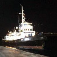 Mare Jonio, indagato il comandante della nave