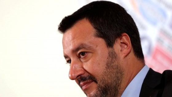 Salvini oggi il voto sul caso diciotti al senato for Leggi approvate oggi al senato