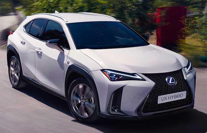 Hybrid Service, garanzia record per Lexus