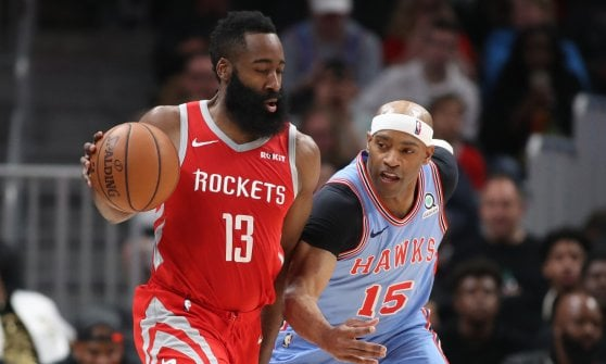 Basket, Nba: ripartono Golden State e Milwaukee. Gallinari ai playoff, Harden nella storia