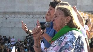Addio alla pasionaria Tina Costa, partigiana di 93 anni