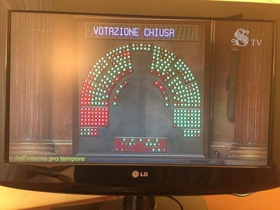 """Diciotti, il Senato vota no all'autorizzazione a procedere contro Salvini. Che in aula ringrazia il M5s: """"Le cose si fanno in due"""""""