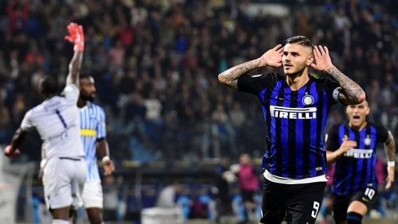 Schiarita tra l'Inter e Icardi, rientro in gruppo senza condizioni