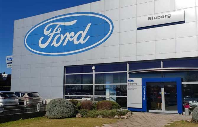 Service point, idea Ford per i veicoli commerciali