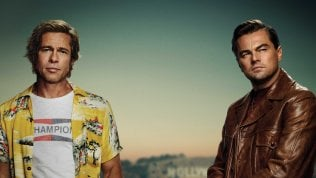 Video DiCaprio, Pitt e Tarantino insieme in un solo film: il trailer di 'C'era una volta... a Hollywood'