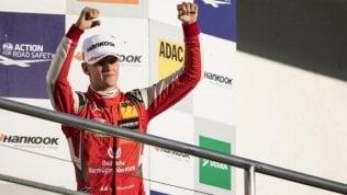"""Schumacher jr: """"Mio padre è il più grande, paragone con lui non mi pesa"""""""