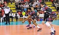 Champions: Perugia in semifinale, 3-0 allo Chaumont