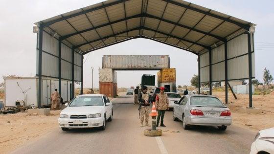 Msf entra in un centro di detenzione in Libia |  drammatiche condizioni dei migranti |