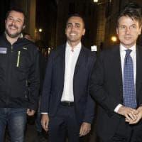 Cdm: Ok a sblocca-cantieri. Election day 26 maggio europee-amministrative. Castelli e...