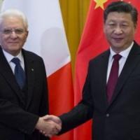 Italia-Cina, Mattarella: