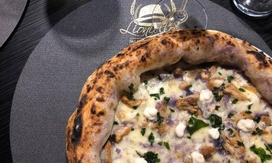 Il ritorno di Salvatore Lionello, la versione 2.0 del pizzaiolo con il cappello