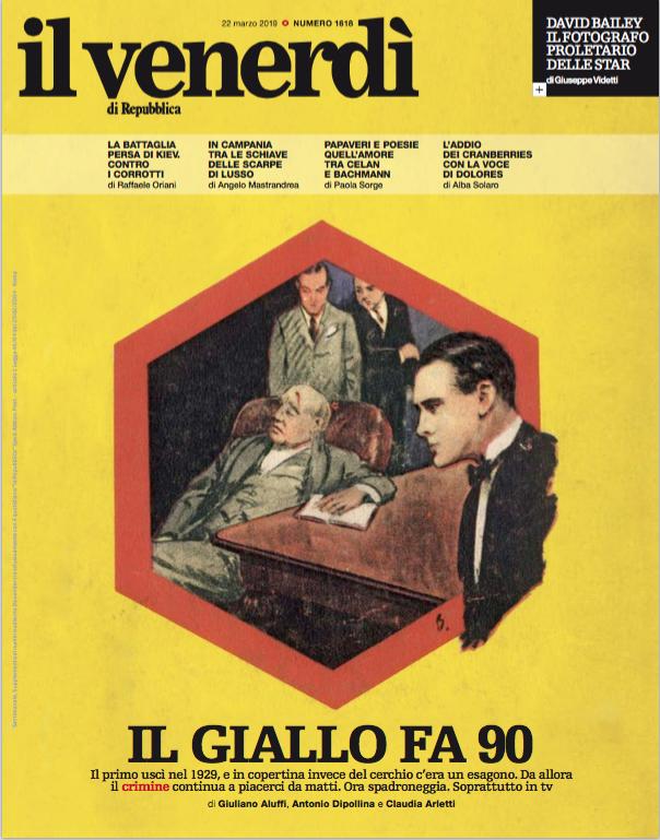 Il giallo fa novanta