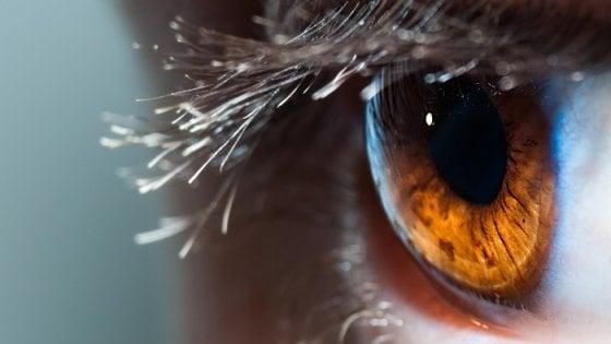 Creato un gel adesivo che ripara la cornea