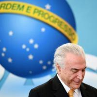 L'ex presidente del Brasile Michel Temer è stato arrestato per corruzione