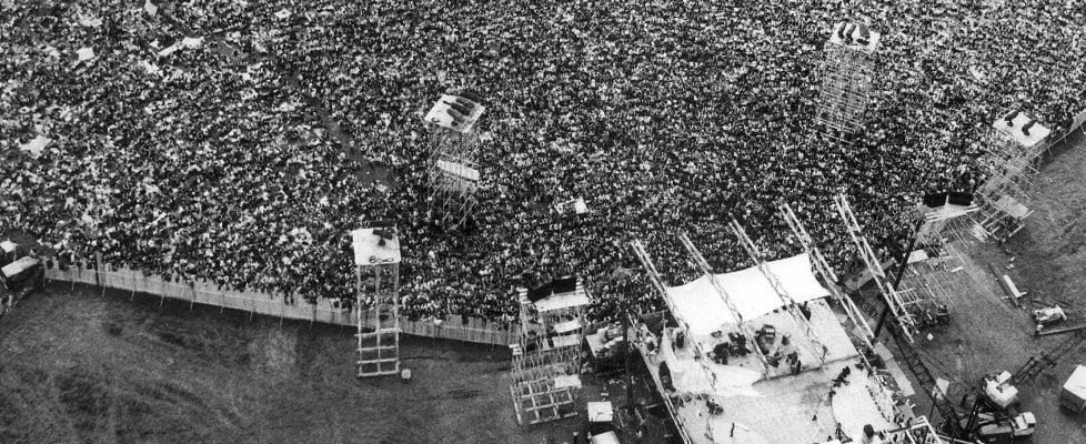 Woodstock 50 tra passato e presente:  tra gli ospiti Santana, Ringo Starr e Miley Cyrus