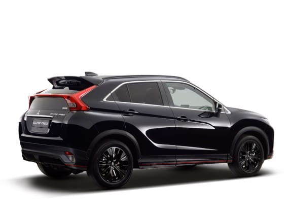 Eclipse Cross Knight, il Suv dall'anima dark