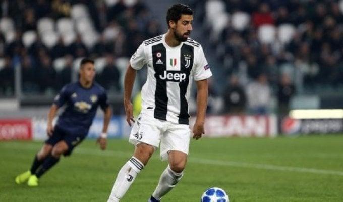 Juventus, Khedira torna a disposizione di Allegri