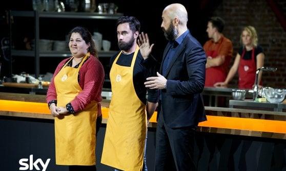 Masterchef, eliminati Loretta e Giuseppe. Tra minestroni gourmet, il carisma di Marco Pierre White e una squadra di critici