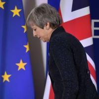 """Brexit, Tusk: """"Tutte le opzioni aperte per Londra fino al 12 aprile"""". May: """"Lasceremo..."""