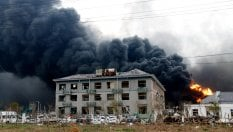 In Cina è esploso un impianto chimico: 47 morti e centinaia di feriti