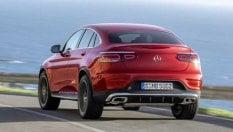 Mercedes-Benz GLC, tocca al Coupé