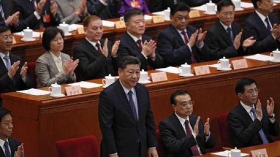 Xi Jinping a Roma, tutti gli uomini del presidente