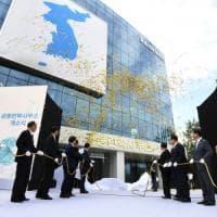 La Corea del Nord lascia l'ufficio di collegamento con il Sud