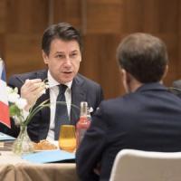"""Tav, Macron replica a Conte: """"C'è un trattato europeo, va fatta"""""""
