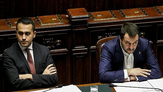 """Sicurezza, scontro M5S-Lega. Di Maio: """"Più prevenzione, modello Usa"""". Salvini: """"Mi tengo stretto quello italiano"""""""