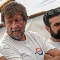 Mare Jonio, indagato anche Luca Casarini