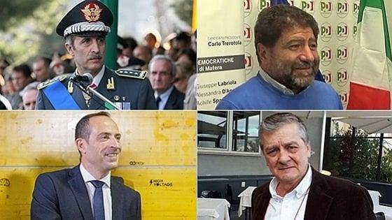 """Basilicata, il centrodestra punta a un nuovo successo nell'ex regione """"rossa"""". Ecco i quattro sfidanti nella corsa di domani"""