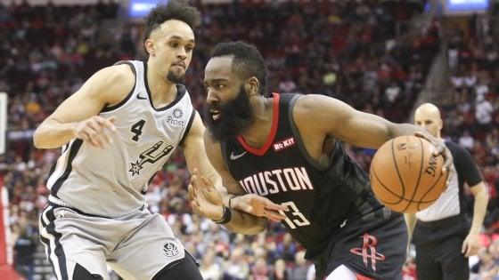 Basket, Nba: Harden fa volare Houston, Gallinari spinge i Clippers. Ufficiale, LeBron e i Lakers fuori dai playoff