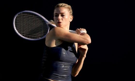 Tennis, Miami: Cecchinato avanti senza giocare, ok Djokovic e Fognini