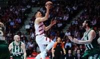 Milano fallisce la gara della verità: 83-95 Panathinaikos