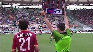 """Aquilani: """"Non toccavo palla, ma poi l'arbitro mi diede una mano"""""""