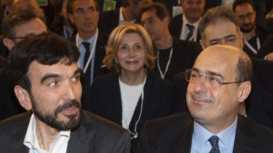 """Ius soli, Salvini: """"Rami lo vuole? Si faccia eleggere"""". Martina con Delrio: """"Battaglia da riprendere"""". Frecciata di Renzi"""