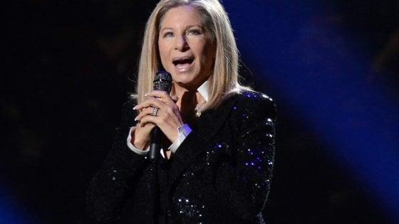 Barbra Streisand: