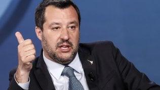 Salvini, attacco a Tria: Firmi il decreto rimborsi, mi sono rotto di aspettare l'Europa