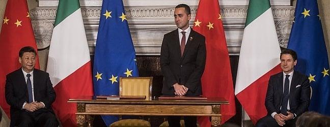 Cina-Italia, firmati gli accordi. Di Maio: Valgono 2,5 miliardi ma con un potenziale di 20. Gelo con Salvini
