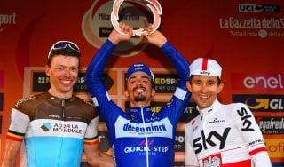 Ciclismo, Milano-Sanremo alla francese: vince Alaphilippe, Sagan fuori dal podio. Nibali ottavo