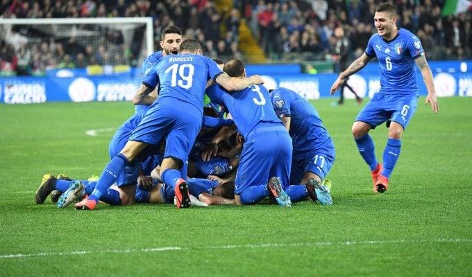 Italia-Finlandia  2-0:  segui la  diretta