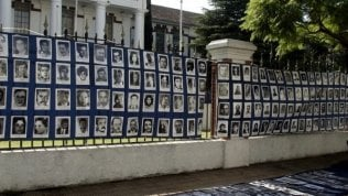 Esma, il carcere dei desaparecidos a Buenos Aires