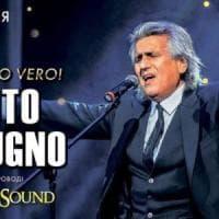 Tensione al concerto di Toto Cutugno