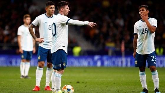 Argentina, Maradona durissimo: ''Un film horror, Seleccion governata da inetti''