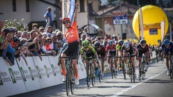 Ciclismo, Trofeo Binda: Marianne Vos cala il poker a Cittiglio