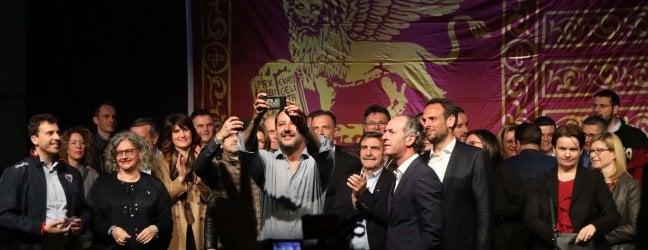 Salvini: No allo ius soli, non è biglietto per Luna Park, ma spero di vedere Rami. Sala sfida il leader leghista: Fugge dal dibattito