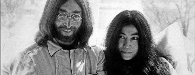 'Bed-in', i 50 anni della luna di miele politica di Yoko Ono e John Lennon