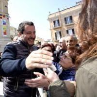 """Basilicata, Salvini esulta: """"Sette a zero in un anno e ora si cambia l'Europa"""""""